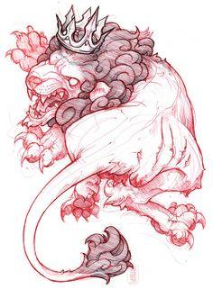 shigeki.zumi: tattoo sketchbook: 021 by fydbac on DeviantArt