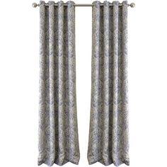 Found it at Joss & Main - Brielle Paisley Grommet Single Curtain Panel