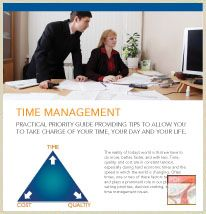 Dale Carnegie's Time Management Guide ----- http://www.dalecarnegie.com/assets/1/7/Time_Management_Guide.pdf
