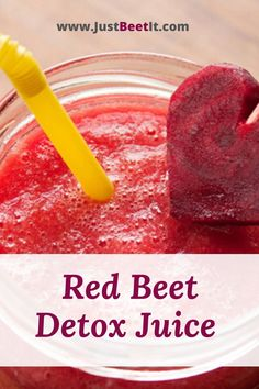 This Red Beet Detox Juice juice is filled with nutritious ingredients for improving the health of your skin and body. Grab your juicer and drink up! Organic Juice Cleanse, Green Smoothie Cleanse, Green Smoothie Recipes, Juice Smoothie, Green Smoothies, Healthy Smoothies, Detox Cleanse Recipes, Detox Juice Cleanse, Detox Drinks
