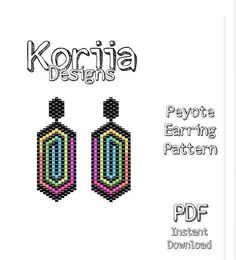 bead embroidery patterns on fabric Bead Embroidery Patterns, Bead Crochet Patterns, Peyote Stitch Patterns, Beading Patterns Free, Seed Bead Patterns, Beaded Bracelet Patterns, Weaving Patterns, Art Patterns, Color Patterns