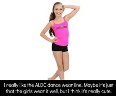 """Maddie Ziegler modeled for """"Abby Lee Apparel"""" Dance Moms Dancers, Dance Moms Girls, Maddie Ziegler, Mackenzie Ziegler, Mom Pictures, Dance Pictures, Dance Moms Headshots, Girls Fashion Clothes, Girl Fashion"""
