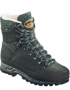 Island MFS Active Anthracite Meindl : Chaussures de randonnée : Snowleader