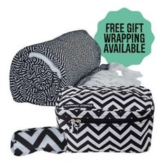 Travel In Style with Elephant Stripes. Beautiful travel products, luggage, packs, travel accessories, travel wear and essentials. Travel Wear, Travel Style, Travel Bags, Cosmetic Case, Travel Accessories, Chevron, Great Gifts, Elephant, Packing