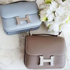 HERMÈS Constance Bags- Hermes handbags collection http://www.justtrendygirls.com/hermes-handbags-collection/