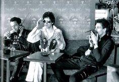 The Clash - Mick, Paul and Joe
