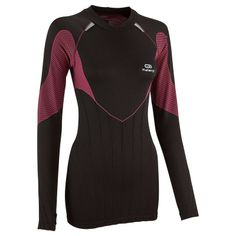 KIPRUN LS T-SHIRT KALENJI - T-shirts Women - On sale at Decathlon.co.uk