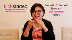 "From ""Kickstarted"", the first documentary project about crowdfunding, comes ""Funded in 60 Seconds."" This is a special series of crowdfunding tips, insights, and best practices, all delivered in under a minute!   Our first episode features Lisa Fetterman of #Nomiku. The Nomiku is an immersion circulator that brings the magic of sous vide into your home to create amazing dishes ranging perfect fish, onsen eggs, and juicy steaks."