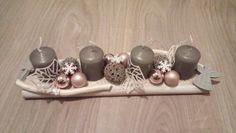 Xmas Crafts, Napkin Rings, Advent, Christmas Wreaths, Home Decor, Decoration Home, Room Decor, Christmas Crafts, Advent Wreaths