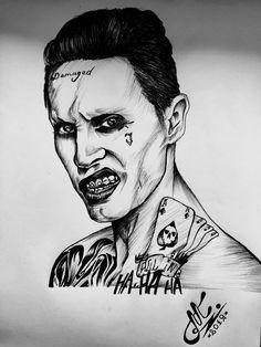 James Bond, Joker, Tattoos, Painting, Art, Drawing S, Art Background, Tatuajes, Tattoo