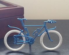 Mountain Bike, Miniature Bicycle, Personalized Gift, Custom Made