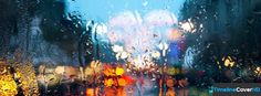 Rainy Timeline Cover 850x315 Facebook Covers - Timeline Cover HD
