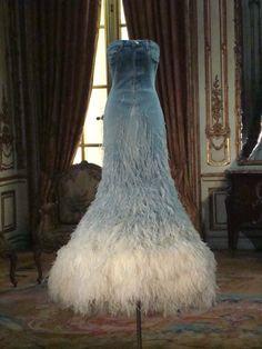 denim gown! only JPG!