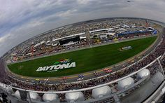 Daytona International Speedway I GOT TO DRIVE AROUND THE WHOLE RACE TRACK. AND I MEAN THE ACTUAL TRACK