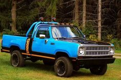 Any Macho Power Wagon Mopar fans out there? Old Dodge Trucks, Dodge Pickup, Lifted Trucks, Pickup Trucks, Ram Trucks, Lifted Chevy, Dodge Cummins, Chevy 4x4, Best Classic Cars