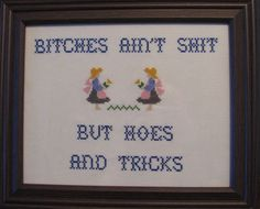 lmfao i need to learn how to cross-stitch asap.
