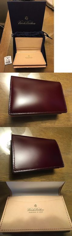 Business and credit card cases 105860 brooks brothers genuine business and credit card cases 105860 brooks brothers shell cordovan card case 609f brand colourmoves