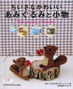 Amigurumi & Komono - Taller de Amigurumi - Picasa Web Albums
