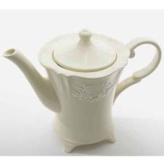 Antwerp Tea Pot #teapot
