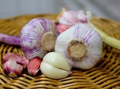 With so many health benefits, garlic plays a powerful role in building your immune system. It has anti-cancer, anti-inflammatory & antibiotic properties. Discover easy ways to use it in your kitchen, garden & for health in this article. Allergy Remedies, Flu Remedies, Herbal Remedies, Health Remedies, Home Remedies, Garlic Supplements, Natural Supplements, Natural Cures, Natural Healing