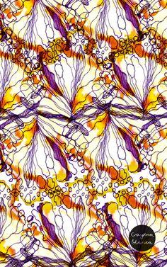 Print and pattern. Cayena Blanca 2013