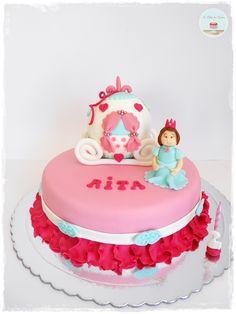 Cinderella Princess Cake