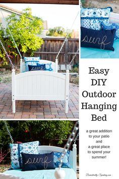 Easy DIY Outdoor Han