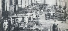 Legnano, Storia della Ex Fonderia Legnano, 1910