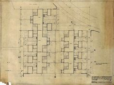 Hidden Architecture: Courtyard Houses Agadir, Architecture Courtyard, Courtyard House, Floor Plans, Houses, Building, Homes, Buildings, House Floor Plans