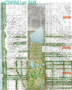 Architects Reimagine Central Park After a Fictional Eco-Terrorist Attack Central Park, New York Central, Sydney, New York Landmarks, City Grid, Sustainable Transport, Cloud Infrastructure, Green Street, Layout