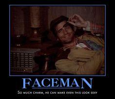 Templeton 'Face' Peck (Dirk Benedict)