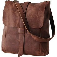Picture of Women's Lifetime Leather Convertible Messenger