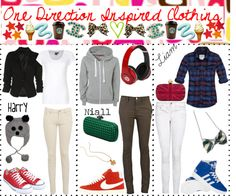 """One Direction Inspired Clothing"" by awesome-truth-tips on Polyvore"