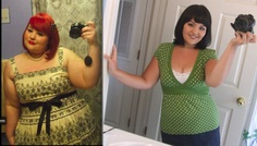 Brianna Before at over 300 lbs and After Dukan Diet (INSPIRATION!!)