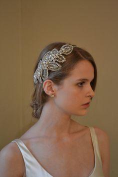 Acacia Headdress II Crystal http://www.knightsbridgeboutique.com/jenny-packham-acacia-ii-crystal-bridal-headdress-2