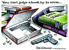 Dave Granlund on schools and guns.