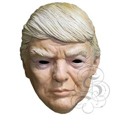 Latex Famous American Politician TV Personality Trump High Quality Party Masks