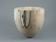 Spalted Maple vessel-by Paul Miller