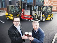 Marston's invests £700,000 in lift trucks - http://www.logistik-express.com/marstons-invests-700000-in-lift-trucks/