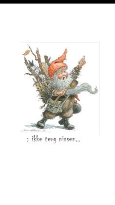 not terg Claus by Midthun