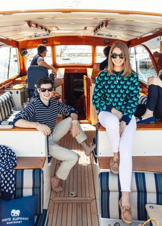The White Elephant has a ton of awesome amenities and fun activities, including chartering a leisurely Hinckley boat ride like we did here. Yacht Fashion, Boat Fashion, Nautical Fashion, Mens Fashion, Preppy Fashion, Nautical Style, Preppy Look, Preppy Style, Navy Style
