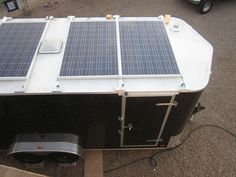 cargo trailers pics for camping | cargo trailers converted to campers - Google Search