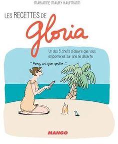 BD et cuisine: les drôles de recettes de Gloria