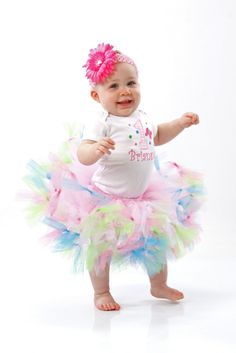 Butterfly Birthday 1st Birthday Outfit  3pc by FlowersandBeyond, $47.95