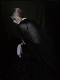 Katya Talanova by Vicky Tanzil for the Art Issue of Clara magazine