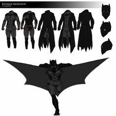 Showcase batman gifts that you can find in the market. The night is darkest 🦇 just before the dawn. Get your batman gifts ideas now. Batman Armor, Im Batman, Batman Robin, Heros Comics, Dc Comics, Diesel Punk, Batman Redesign, Batman Kunst, Batman Costumes