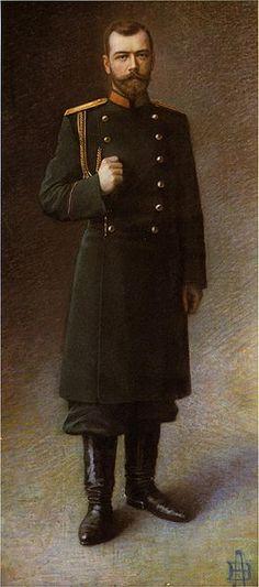 Nicholas II, 1907