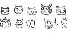 character handwriting - Google 検索