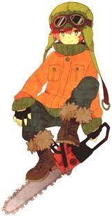Imagini pentru kyle broflovski anime tumblr