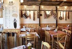 ΤΑΒΕΡΝΑ ΣΑΝΕΛ - ΧΑΛΑΝΔΡΙ Greek Restaurants, Table Settings, Place Settings, Tablescapes
